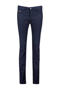Expresso slim fit broek blauw