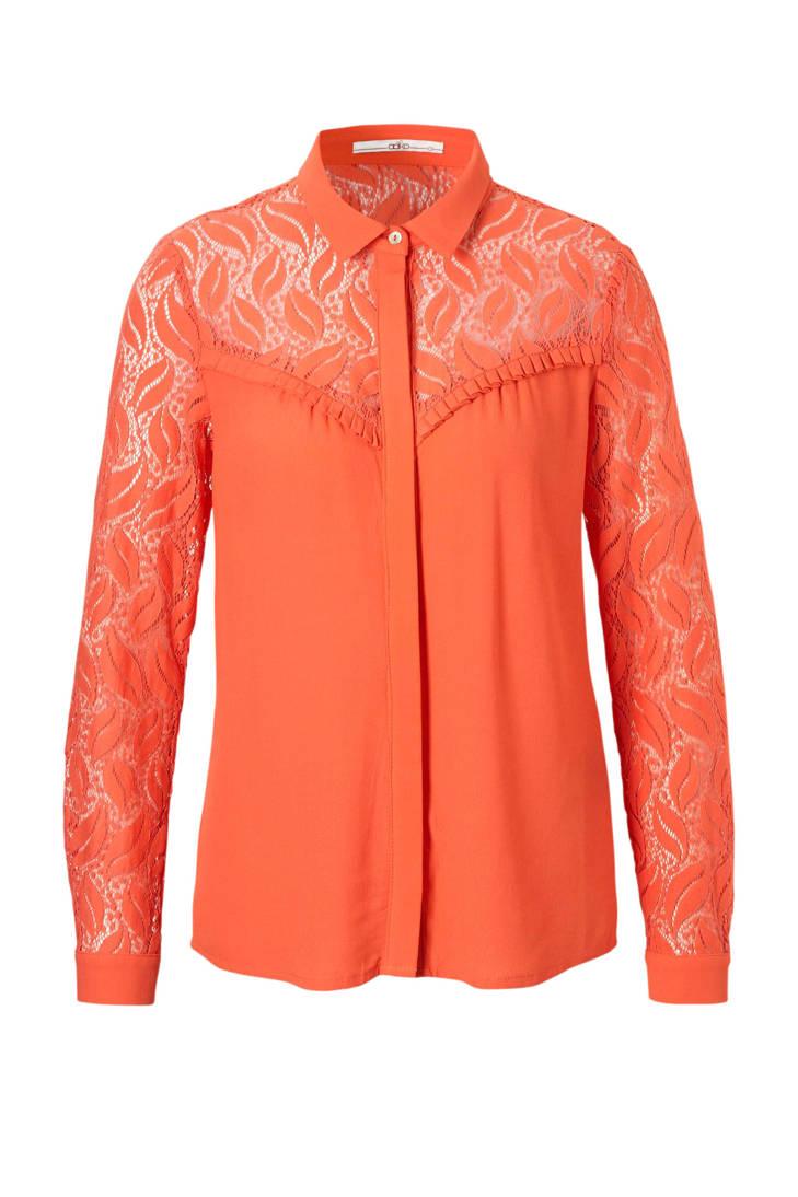 blouse met Aaiko met mesh details Aaiko Aaiko blouse details mesh R6ndFIqqU