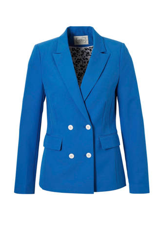 blazer Cella blauw