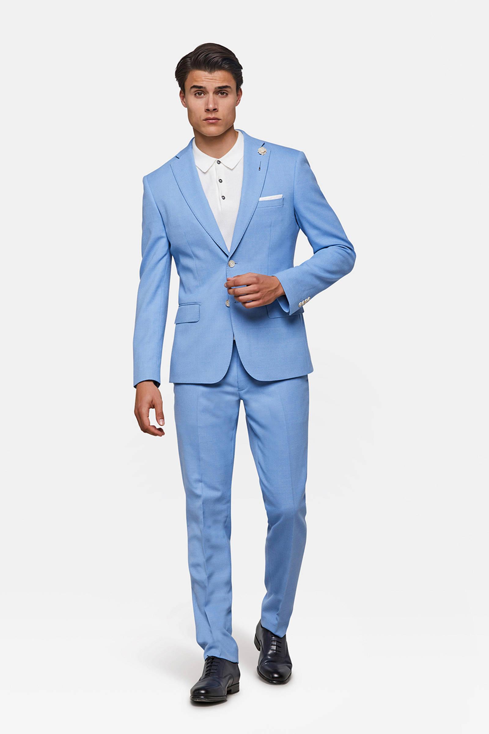 Skinny We Colbert Wol Met Fashion Fit 53L4jAR