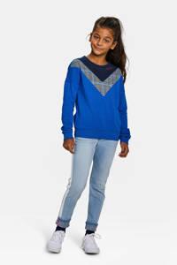 WE Fashion Blue Ridge boyfriend jeans light denim, Light denim