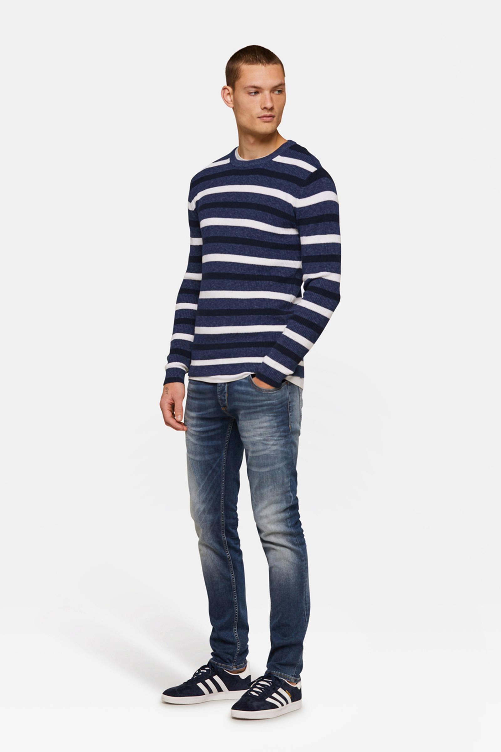 WE Fashion Blue Ridge trui marine   wehkamp