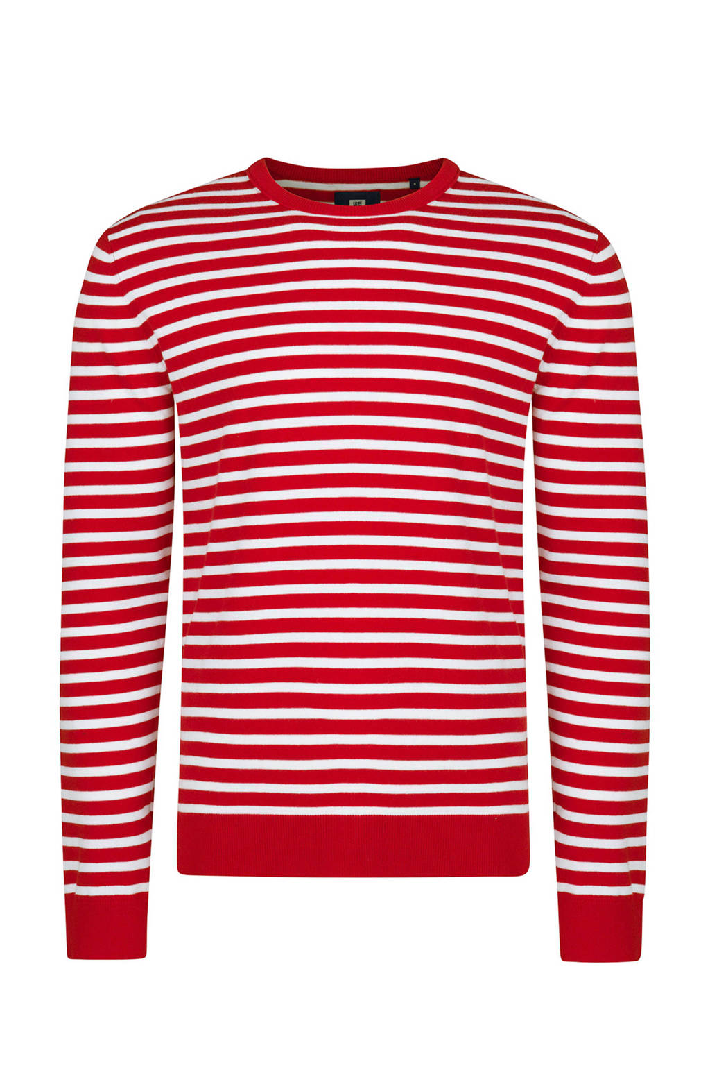 WE Fashion sweater, Chilli Red