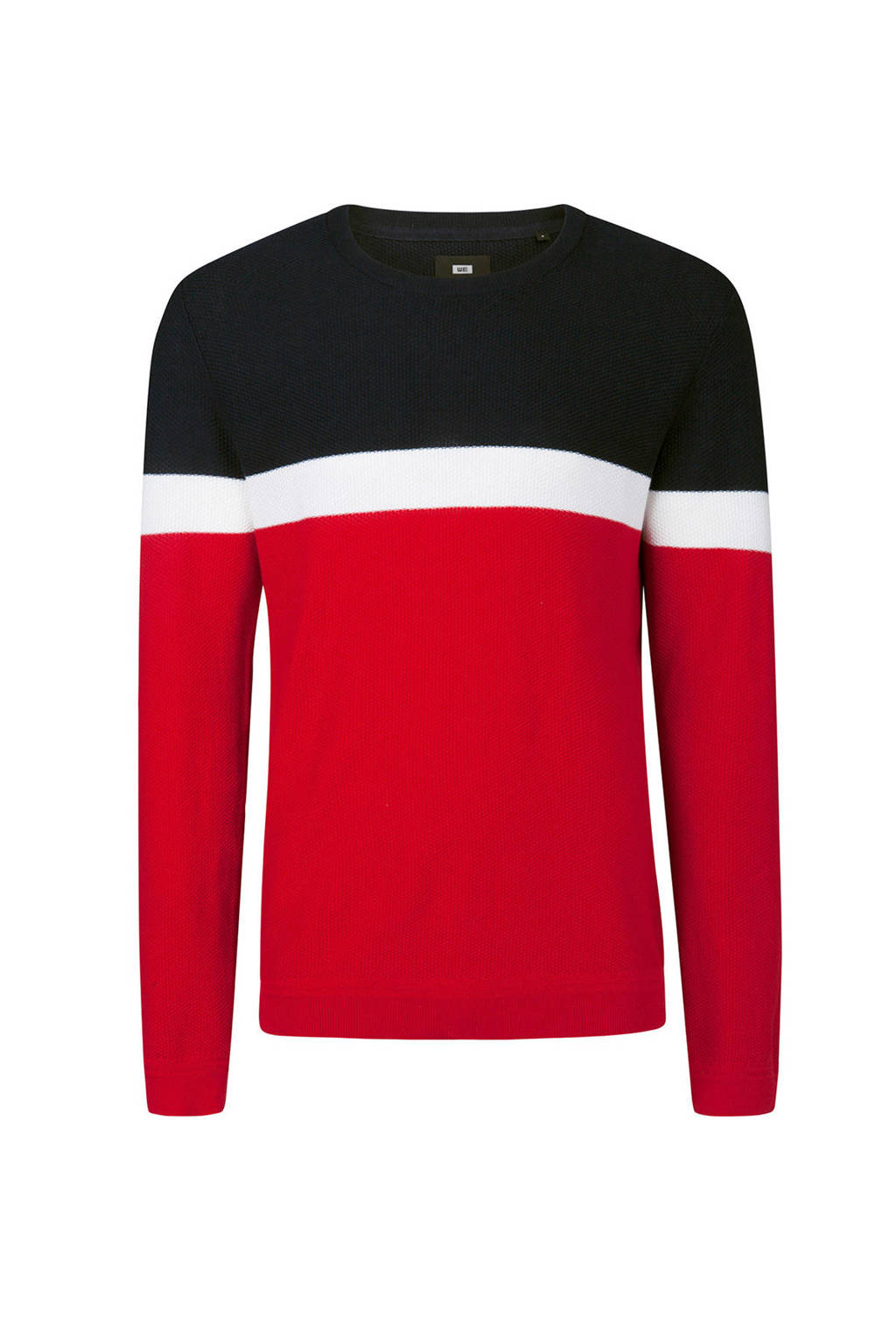 WE Fashion trui, Chilli Red