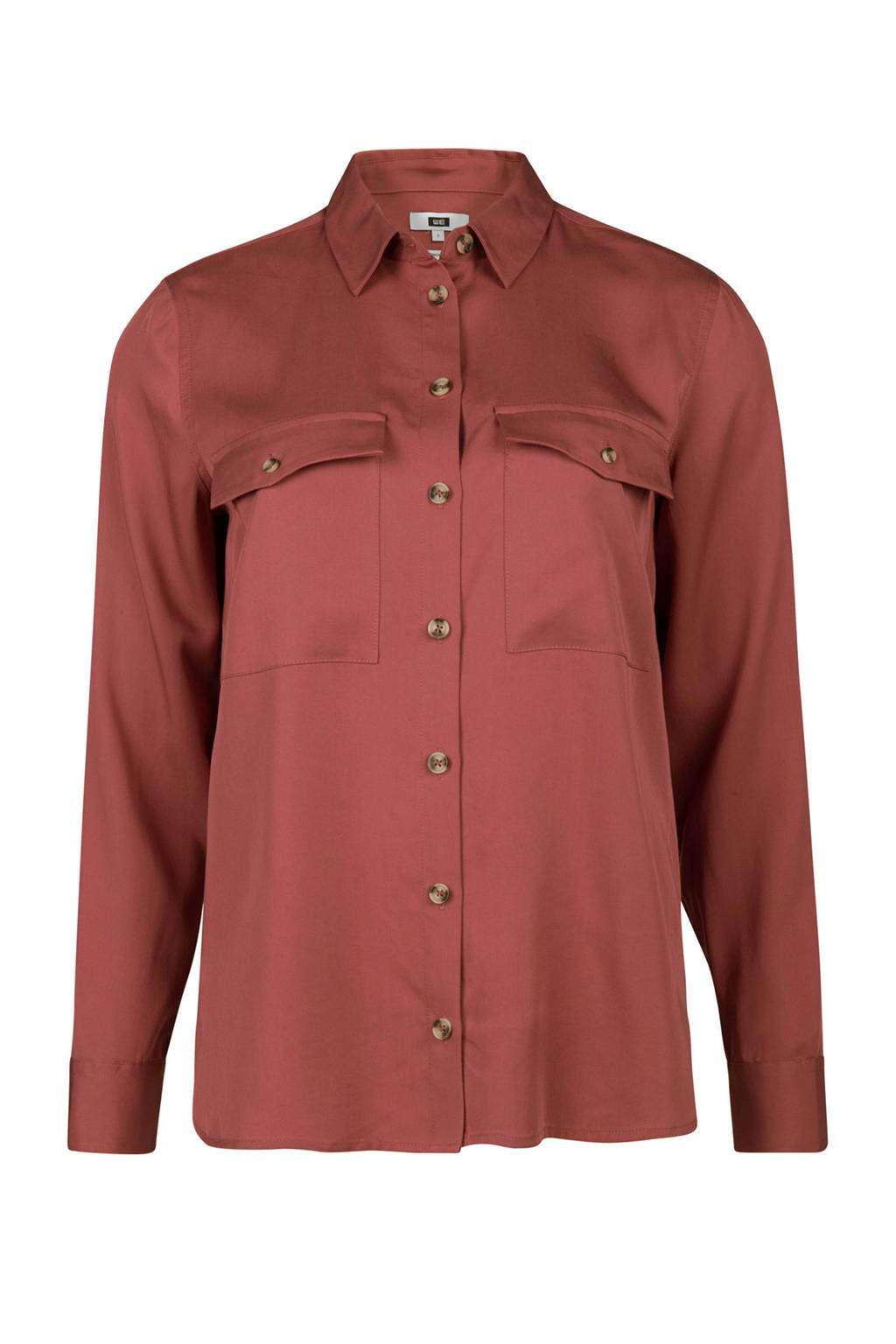 WE Fashion blouse rood, Rood
