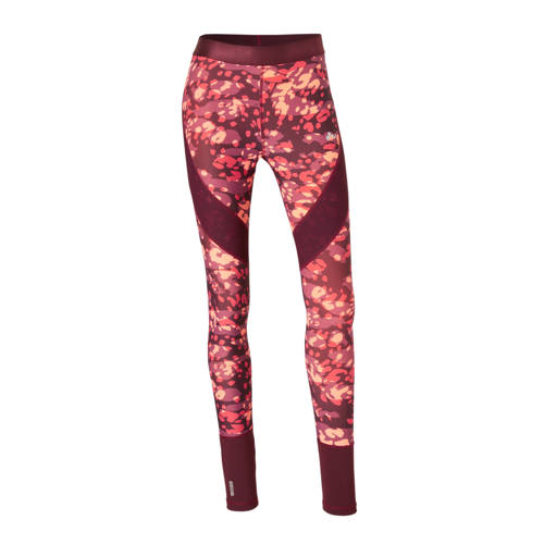 Only Play sportlegging aubergine