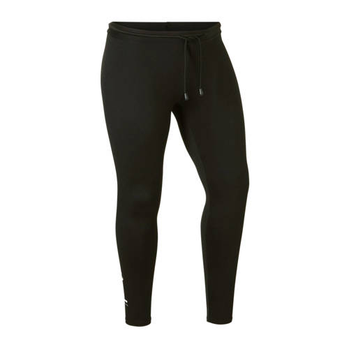 Only Play Curvy 7-8 sportbroek zwart
