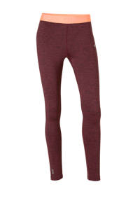 Only Play / Only Play 7/8 sportbroek aubergine