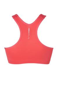 ONLY PLAY Level 1 sportbh ONPMARTINE roze, Roze/neon roze