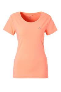 ONLY PLAY sport T-shirt oranje, Neon oranje