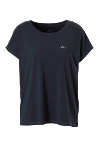 Only Play / Only Play sport T-shirt donkerblauw