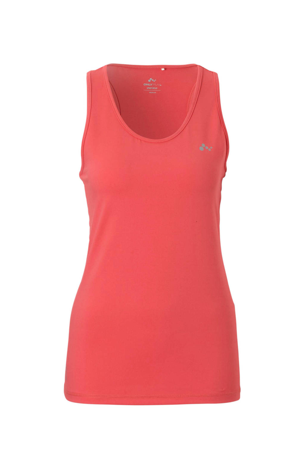ONLY PLAY sporttop roze, Neon roze