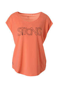 Only Play / Only Play sport T-shirt oranje