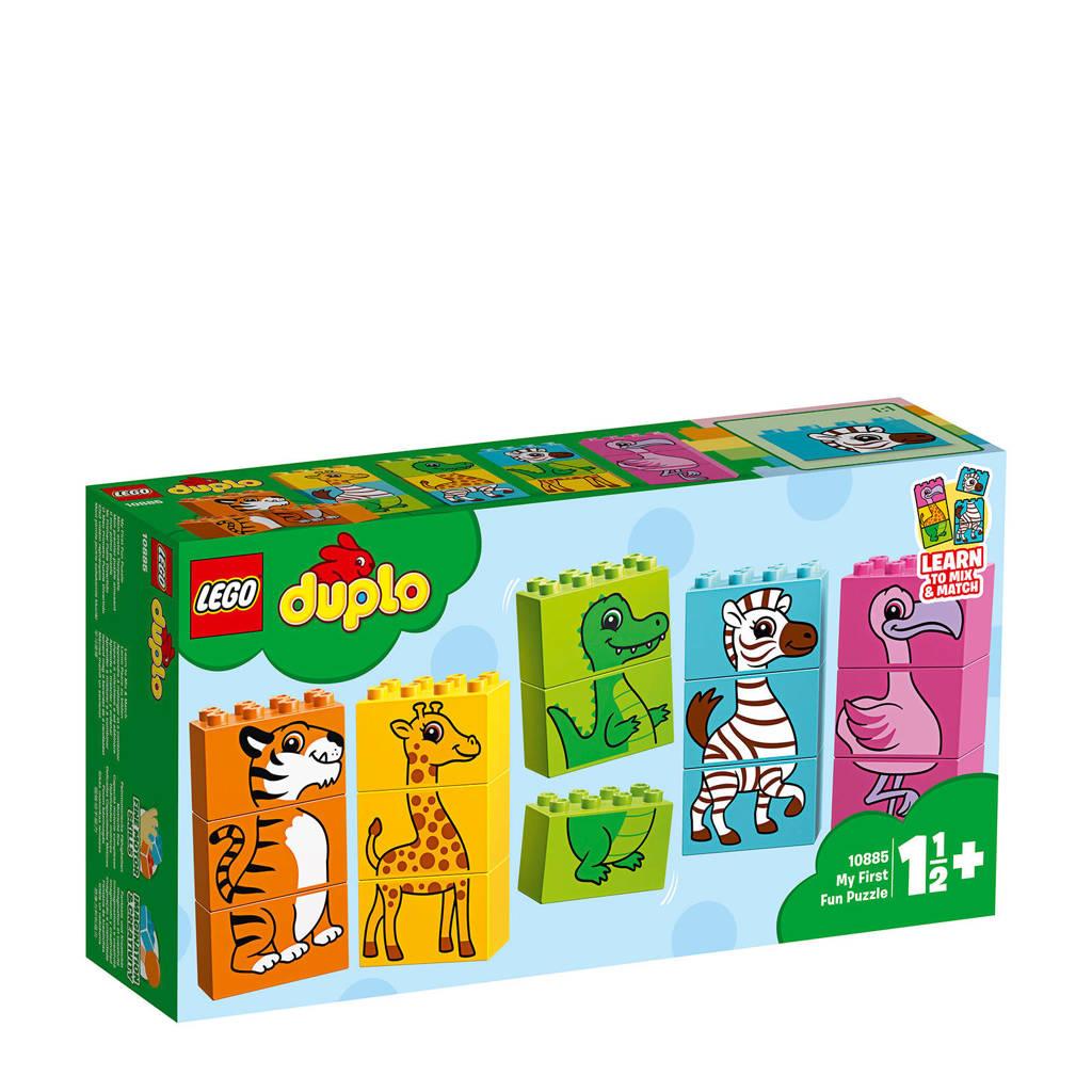 LEGO Duplo Mijn eerste leuke puzzel 10885