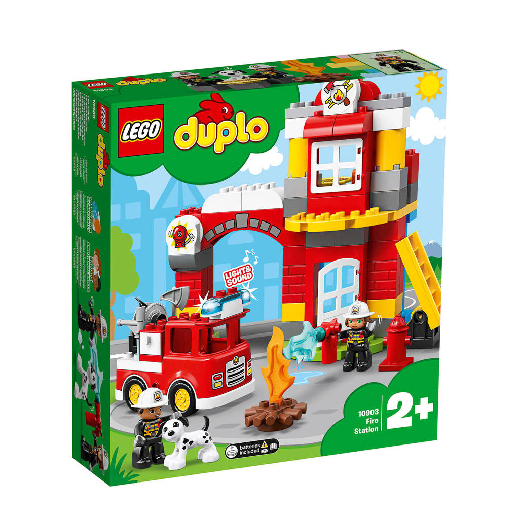 LEGO Duplo Brandweerkazerne 10903