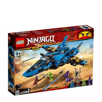 Ninjago Jay's Storm Fighter 70668