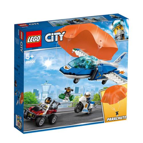 Lego 60208 City Luchtpolitie Parachute