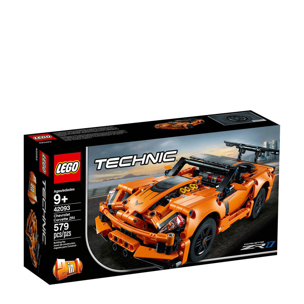 LEGO Technic Preliminary 2019 Super Car 42093
