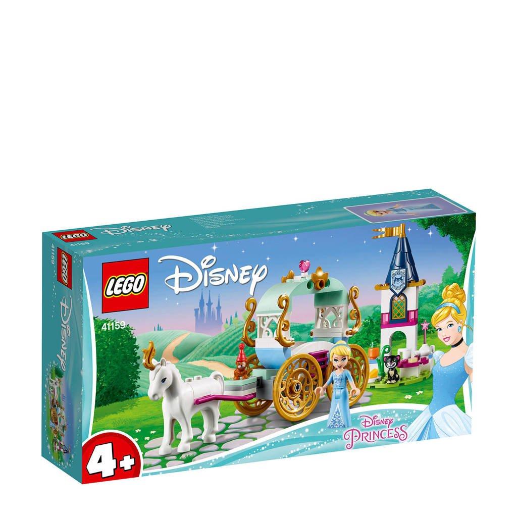 LEGO 4+ Assepoesters koetstocht 41159