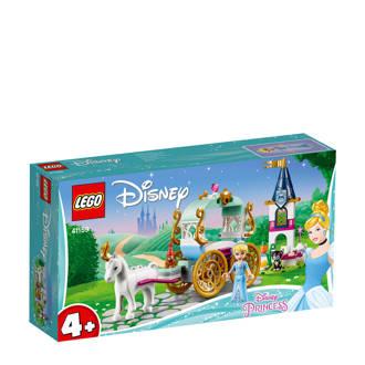 Disney Princess Assepoesters koetstocht 41159