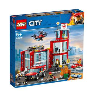 City Brandweerkazerne 60215