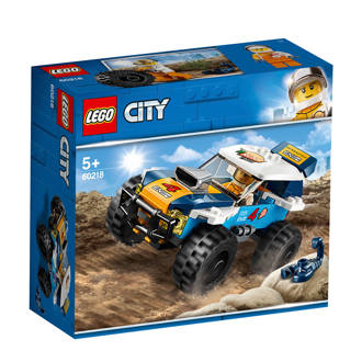 City Woestijn rallywagen 60218