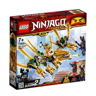 Ninjago De Gouden Draak 70666