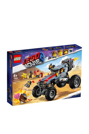 Emmet and Wyldstyles Escape Buggy 70829