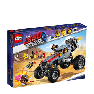 Movie Emmet and Wyldstyles Escape Buggy 70829