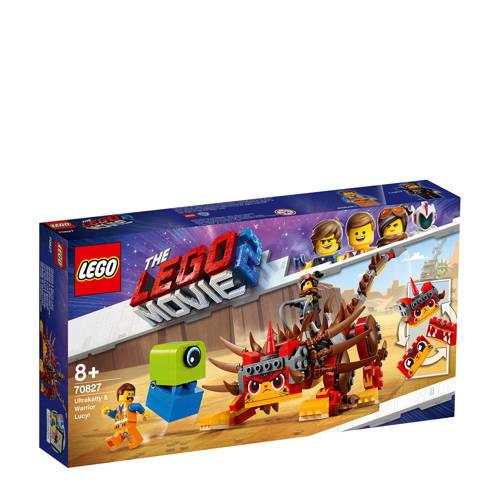 Ultrakatty en Strijder Lucy Lego 70827