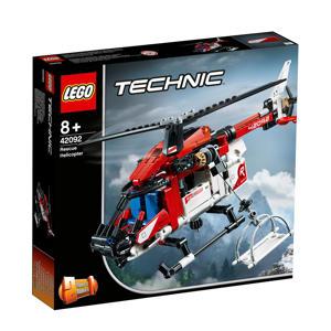 Technic Reddingshelikopter 42092