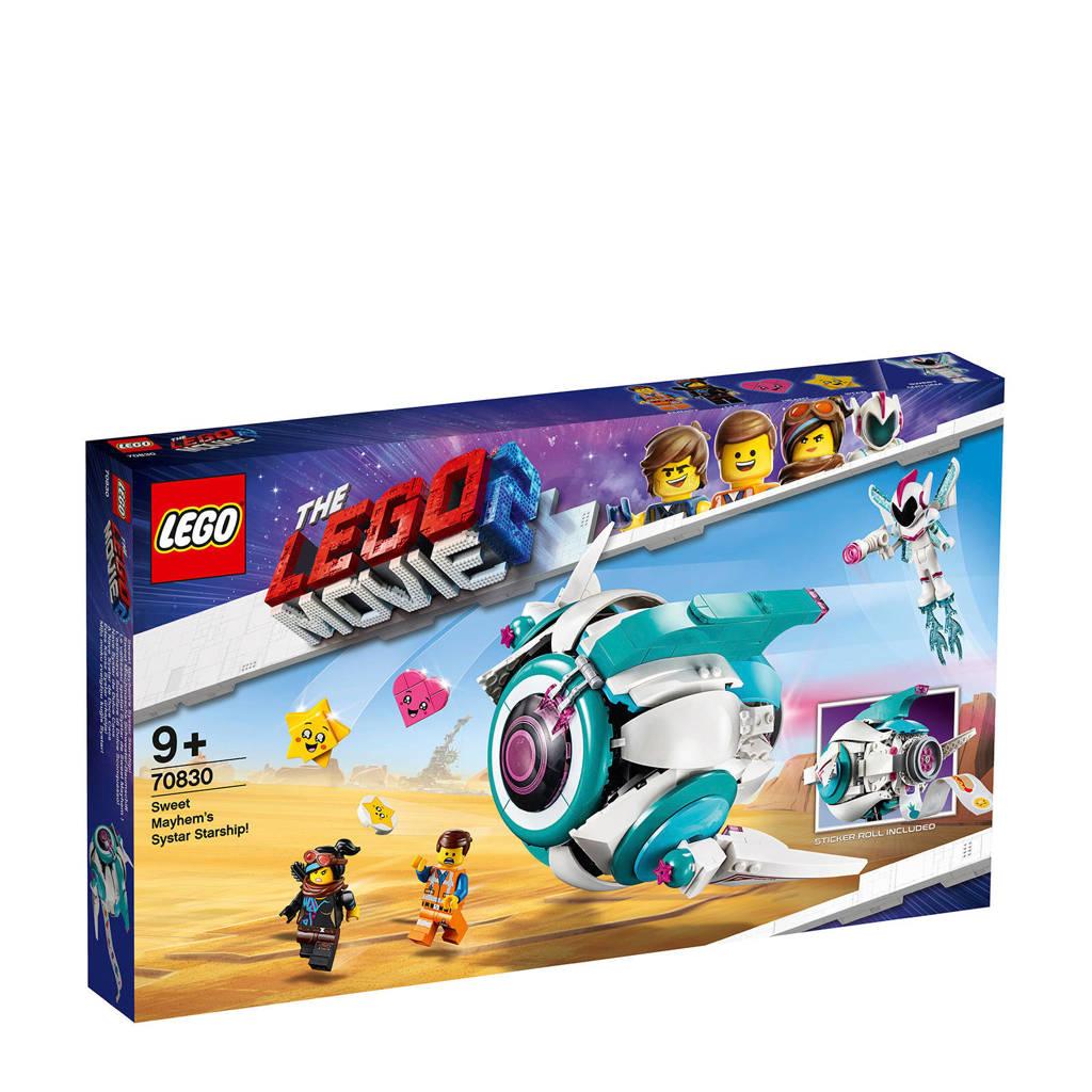 LEGO Movie Sweet Mayhems Systar Starship 70830