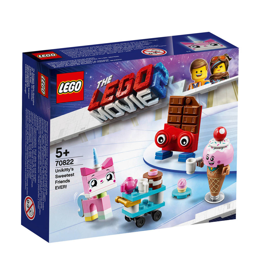 LEGO Movie Unikitty's Sweetest Friends EVER 70822
