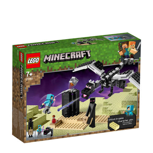 LEGO Minecraft Het Laatste Gevecht