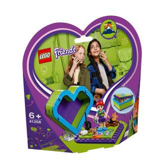 Friends Mia's hartvormige doos 41358