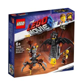 Movie Gevechtsklare Batman en Metaalbaard 70836