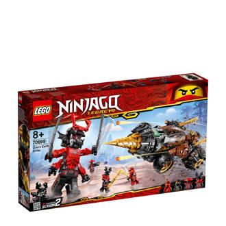 Ninjago Cole's Grondboor 70669