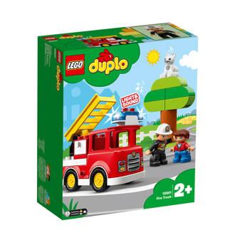 Duplo Brandweertruck 10901