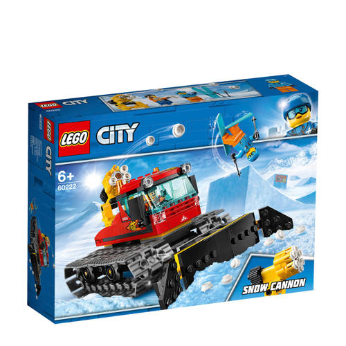 Lego 60222 City Pistenbully