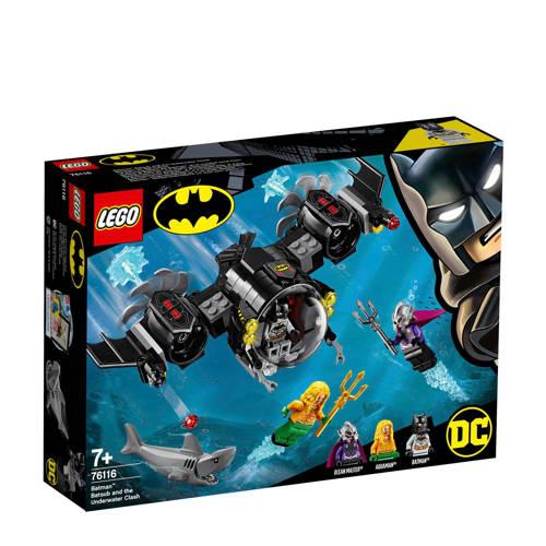 LEGO Super Heroes Batman Batduikboot en het onderwatergevecht 76116 kopen