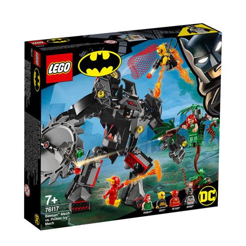 LEGO Super Heroes Batman Mecha vs. Poison Ivy Mecha 76117 kopen