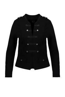 MS Mode jasje zwart (dames)