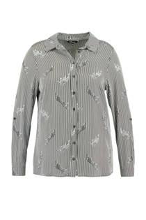 MS Mode blouse met een tijgerprint (dames)