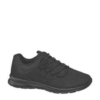 vanHaren Venice  sneakers zwart