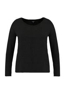 MS Mode trui zwart (dames)