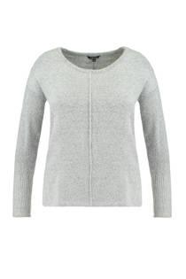 MS Mode trui grijs (dames)