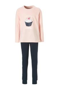 name it pyjama met cupcake roze (meisjes)