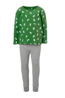 name it MINI   pyjama met cijfers (jongens)