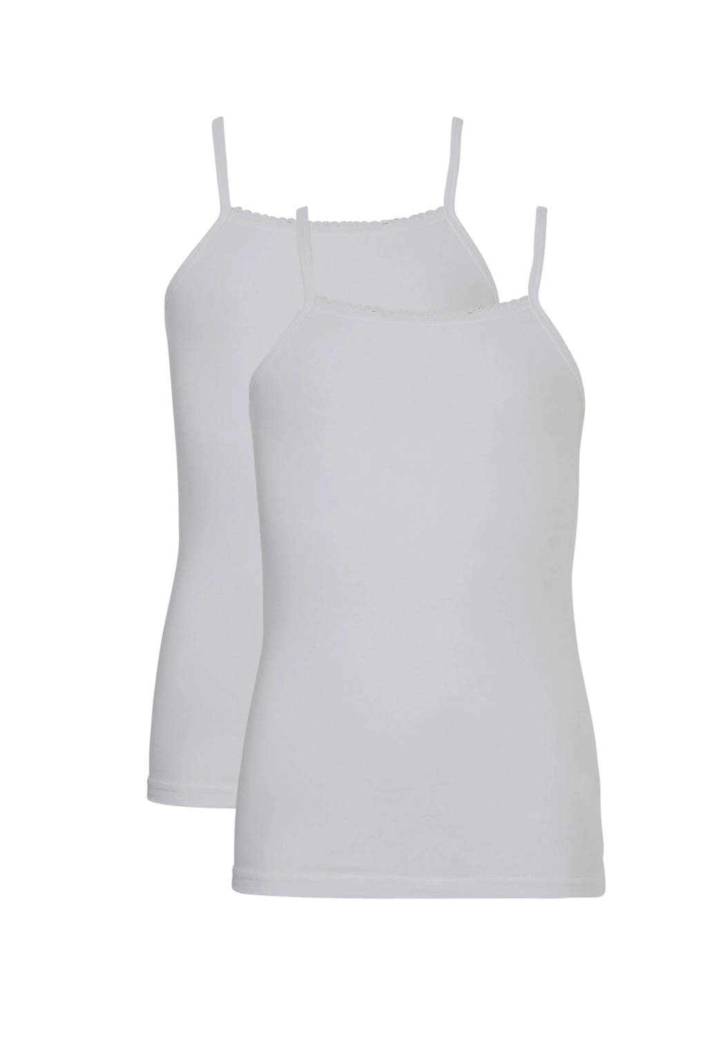 NAME IT hemd wit - set van 2, Wit