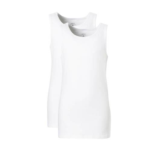 NAME IT hemd - set van 2 wit